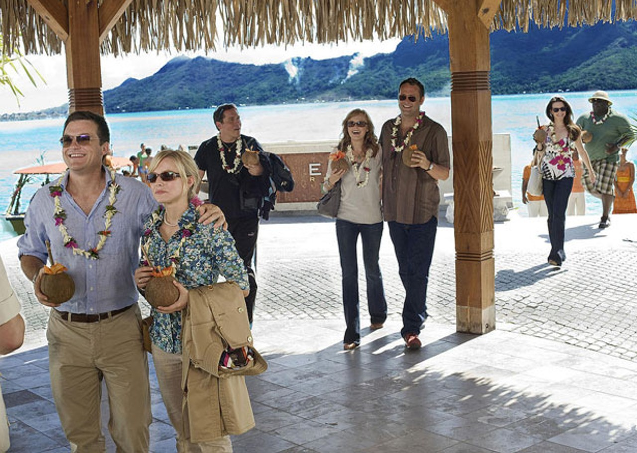 CLUB WED Couples With Marital Problems Travel To An Island Paradise Only Wind Up Wishing They Could Retreat