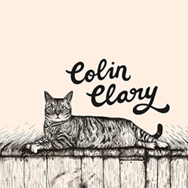Colin Clary, Twee Blues Vol. 1