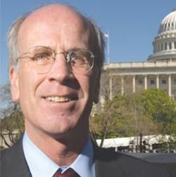 Congressman Peter Welch - FILE PHOTO