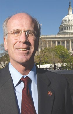 Congressman Peter Welch - FILE PHOTO