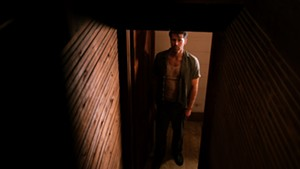 """Craig Maravich in Michael Fisher's film """"Attic,"""" playing at the Green Mountain Film Festival"""
