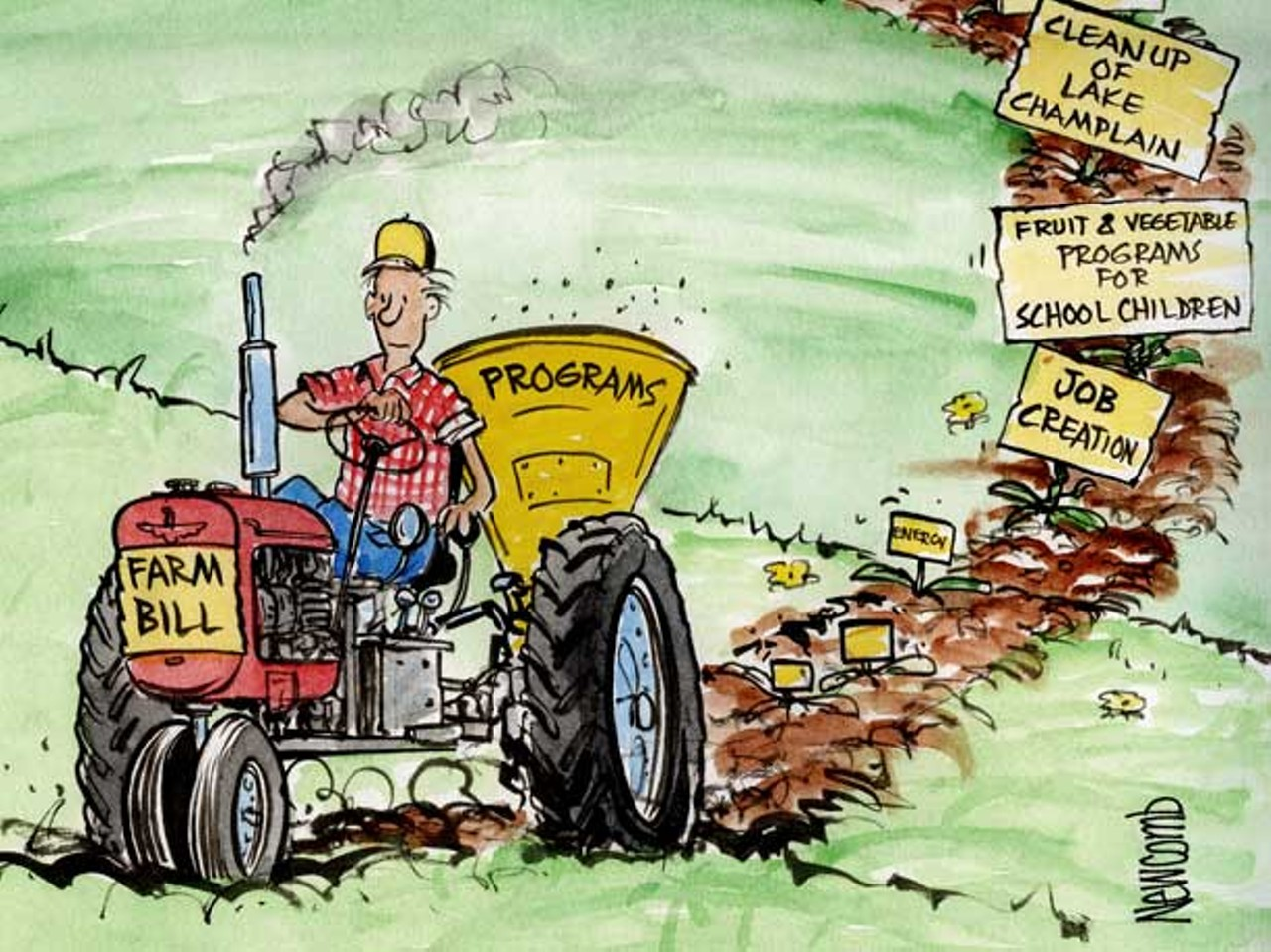 0eda64cce Crop Circles | Politics | Seven Days | Vermont's Independent Voice