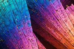 Crystal melt image by Marissa Masek - COURTESY OF ARIELE FABER