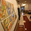Curlin's Courtly Paintings Enliven Halls of Justice