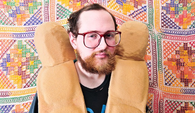 Dan Deacon - COURTESY OF DAN DEACON