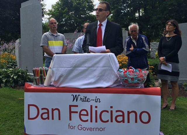 Dan Feliciano - ALICIA FREESE