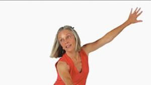 Dancer Andrea Olsen
