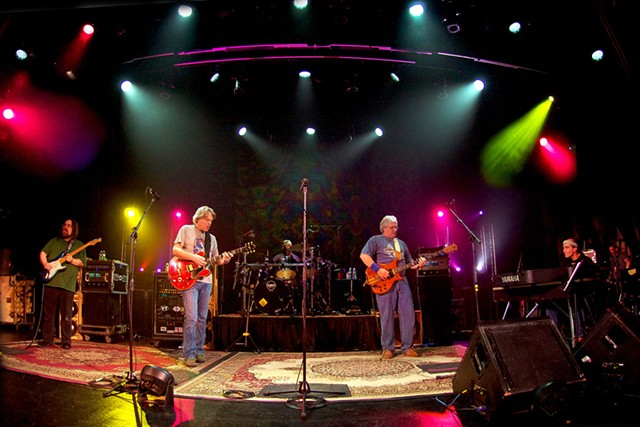 Dark Star Orchestra - COURTESY OF DARK STAR ORCHESTRA