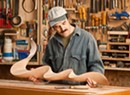 David Hurwitz Honored as Vermont Woodworker of the Year
