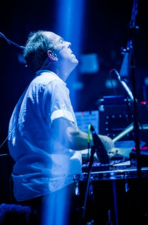 David Lovering - COURTESY OF THE PIXIES
