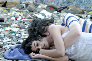 DEAD ASLEEP Fugit and Sossamon find the after-life's not so different from the one they lived before in the feature debut from Goran Dukic.
