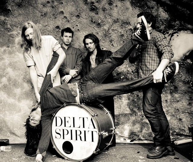 Delta Spirit - COURTESY OF DELTA SPIRIT