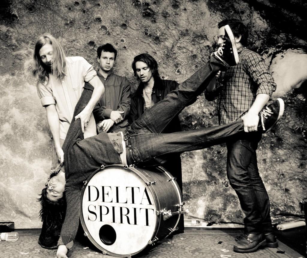 Delta Spirit - COURTESY OF DELTA SPIRIT