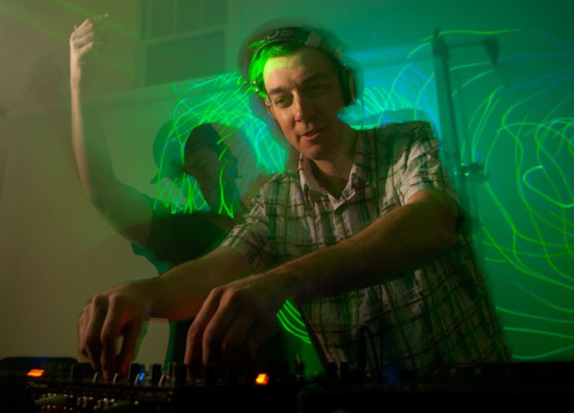 DJ Chris Pattison - MATTHEW THORSEN