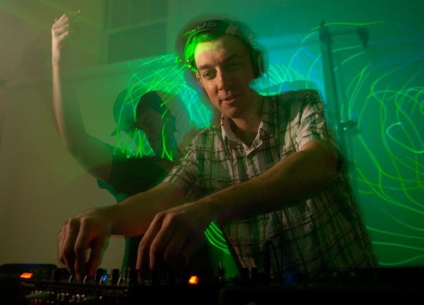DJ Chris Pattison - MATTHEW THORSEN