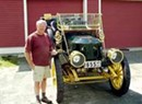 Antique Car Collectors Cruise Back to Yesteryear