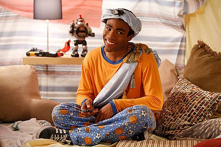 "Donald Glover in ""Community"" - NBCUNIVERSAL"