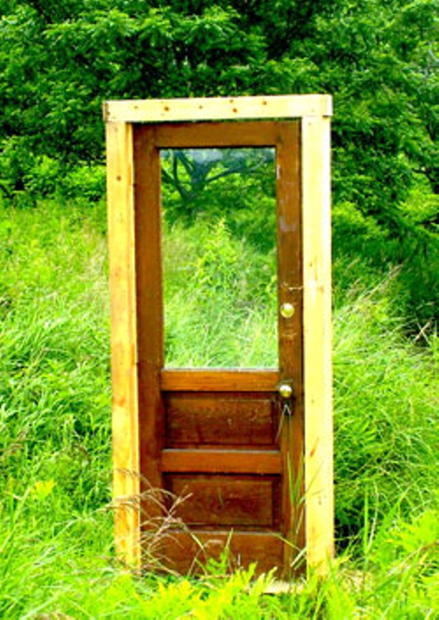 """""""Door to Knowwhere"""" by Eben Chaney - MARC AWODEY"""