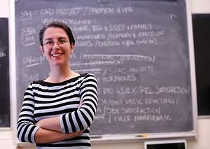 JORDAN SILVERMAN - Dr. Alessandra Rellini