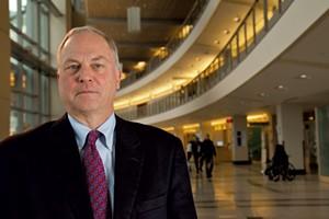 Dr. John Brumsted - MATTHEW THORSEN