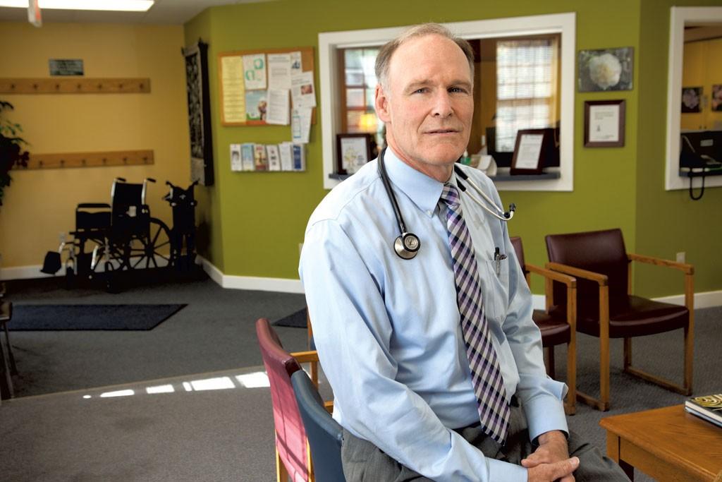 Dr. Paul Reiss - MATTHEW THORSEN