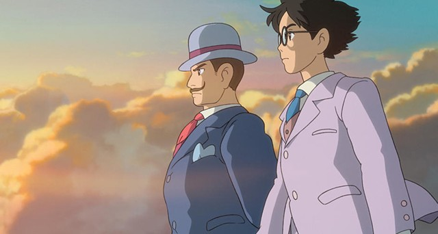 Dream Diverted: A kid dreams of conquering the skies and and ends up designing bombers in Miyazaki's animated biopic.