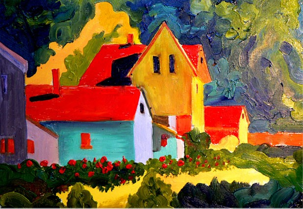 """Dream House"""