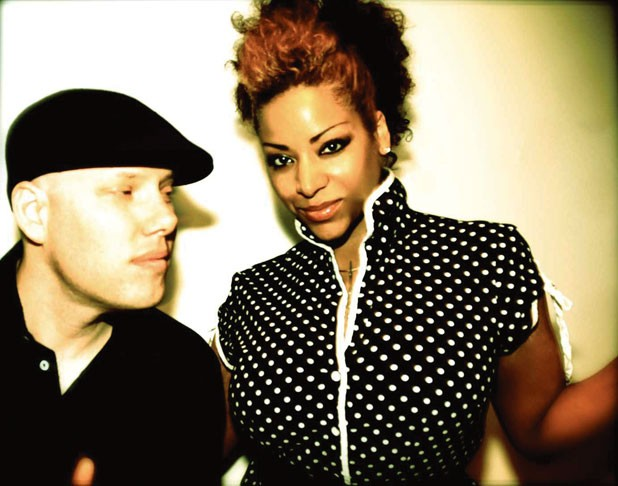 Dwight Ritcher and Nicole Nelson