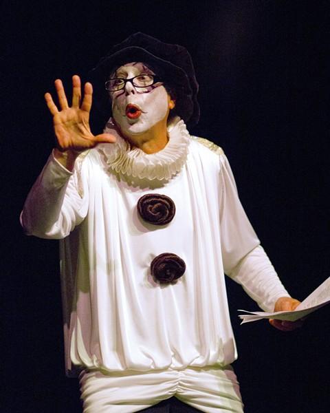 Ellis Jacobson in Adapted From Samuel Beckett - NEIL DAVIS