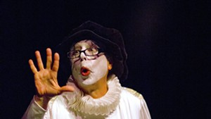 Ellis Jacobson in Adapted From Samuel Beckett