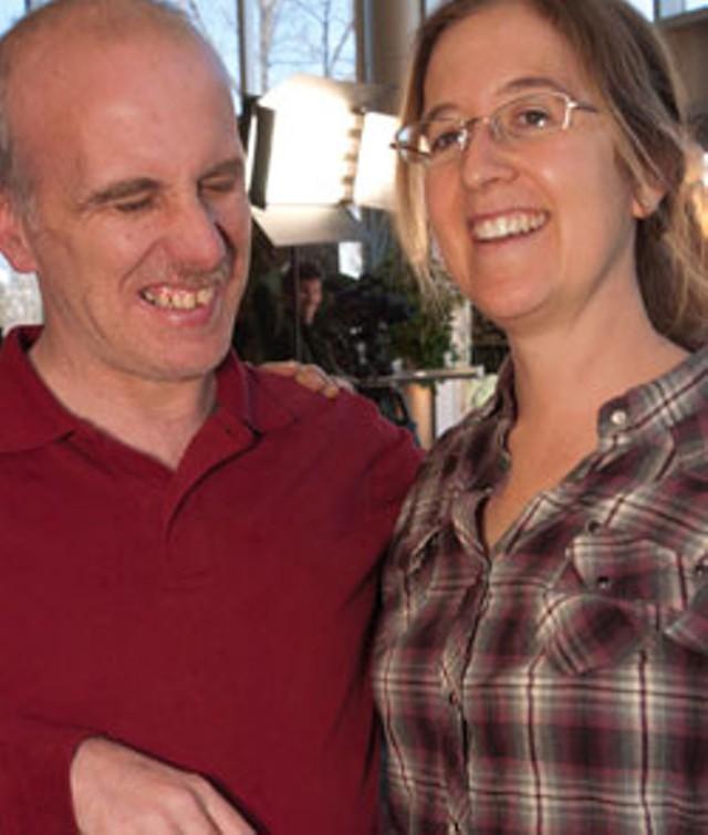 Emily Anderson and Mark Utter - MATTHEW THORSEN