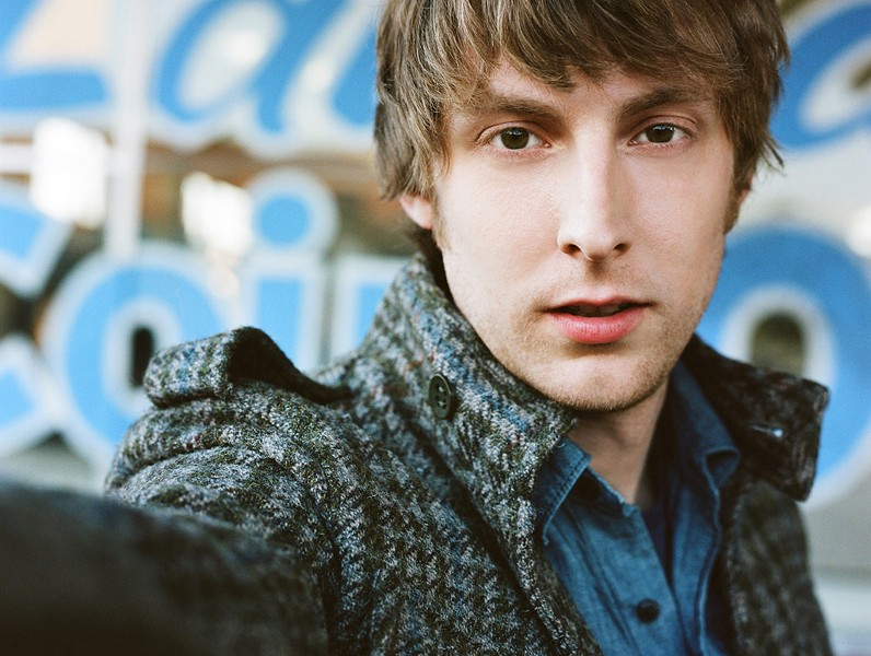 Eric Hutchinson - COURTESY OF ERIC HUTCHINSON