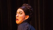 Theater Review: The Mystery of Irma Vep