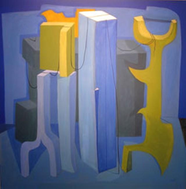 """Exterior 5"" by Danilo Gonzalez"