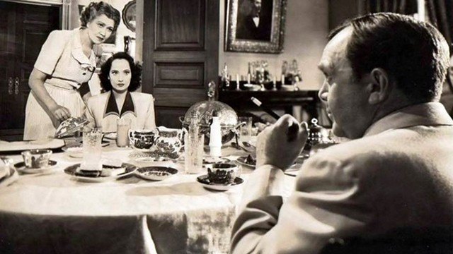 Family dinners are always so uncomfortable. - UNITED ARTISTS