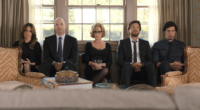 Family Tatters: Mourning does not become the all-star Altman clan in Levy's uninspired comedy.