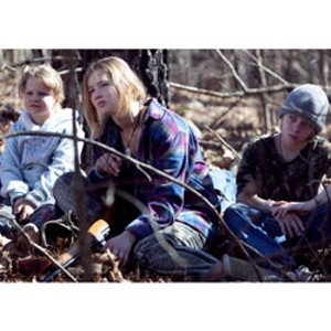 FAMILY VALUES Lawrence takes crazy risks to hold on to her brother and sister in Granik's acclaimed indie film.