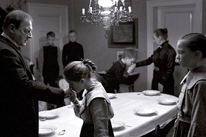FATHERLAND Patriarchal abuses sow the seeds of German fascism in the haunting new film from Michael Haneke.