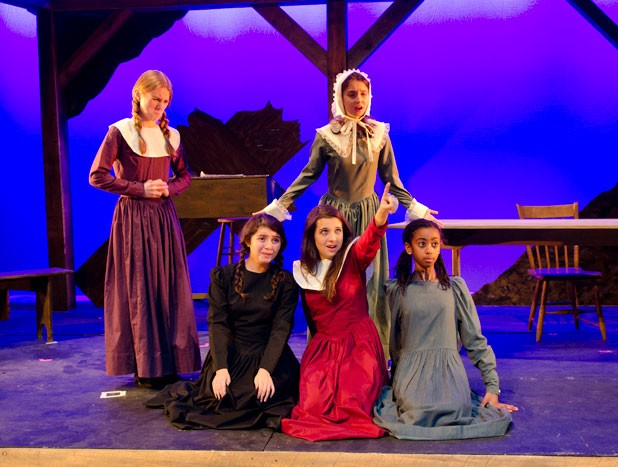 "First Light Theater Project performs ""The Crucible"""