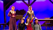 Middle Schoolers Find Modern Meaning in The Crucible