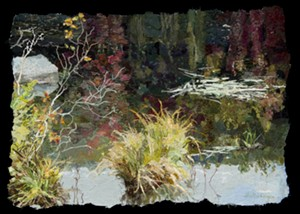 "DIANNE SHULLENBERGER - ""Floating Grasses"""