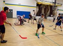 Floor Hockey Fever Hits Vermont