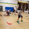 Floor Hockey Fever Hits Vermont