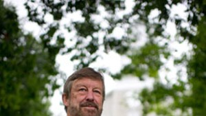 Former economics professor Michael Claudon
