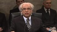 Fred Armisen Does Bernie Sanders on <i>Saturday Night Live</i>