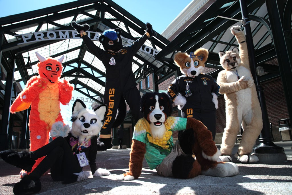 Free to Be Furry? Group Fights to Wear Animal Costumes in