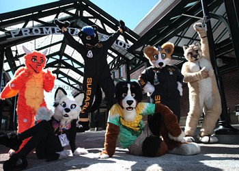 Free to Be Furry? Group Fights to Wear Animal Costumes in Burlington