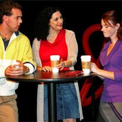 From left: Jayden M. Choquette, Kim Jordan and Emily Marie Benway