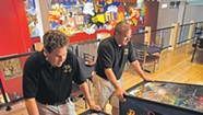 Fun and Farm-to-Table Food at Tilt Arcade