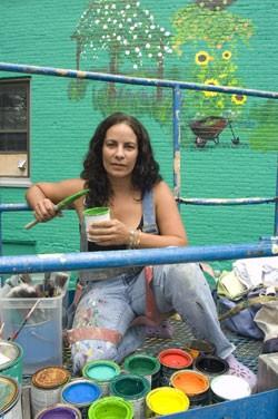 Gina Carrera - MATTHEW THORSEN